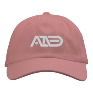 dad hat_and_pink